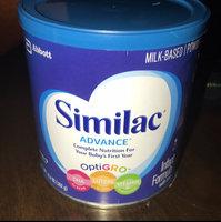 Similac Advance Formula uploaded by Thalia G.