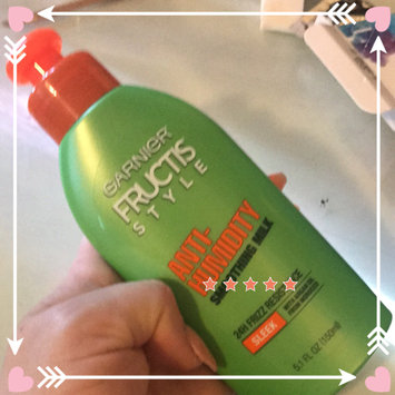 Photo of Garnier Fructis Style Anti-Humidity Smoothing Milk uploaded by Coleen H.