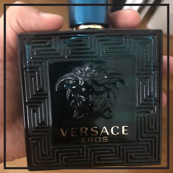 Photo of Versace Eros Eau de Toilette uploaded by Leidy Johana Z.