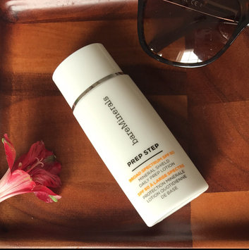 Photo of bareMinerals Prep Step SPF 50 Mineral Shield Daily Prep Lotion uploaded by Mayra D.