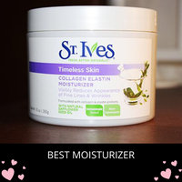 St. Ives St Ives Collagen Elastin Face Moisturizer Timeless Skin 10 oz. Jar (3-Pack) with Free Nail File uploaded by Roxana P.