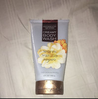 Bath & Body Works Warm Vanilla Sugar Creamy Body Wash uploaded by Ashley G.