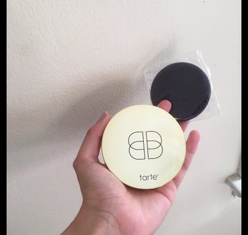 Photo of Tarte Double Duty Beauty Confidence Creamy Powder Foundation uploaded by Amber G.