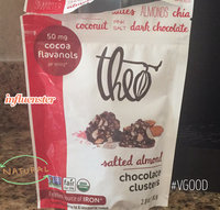 Theo Clusters Organic Salted Almond Chocolate Clusters-2.8 oz Bag uploaded by Linda M.