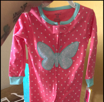 Photo of 1-Piece Snug Fit Cotton PJs uploaded by Wendy C.
