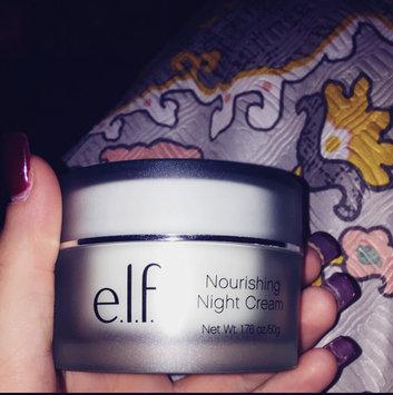 Photo of e.l.f. Skincare Nourishing Night Cream uploaded by Holly E.