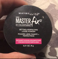 Maybelline Facestudio® Master Fix™ Setting + Perfecting Loose Powder uploaded by Blaire G.