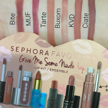 Photo of Sephora Favorites Give Me Some Nude Lip uploaded by Kaeleigh E.
