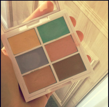 NYX Color Correcting Concealer Palette uploaded by Elena A.