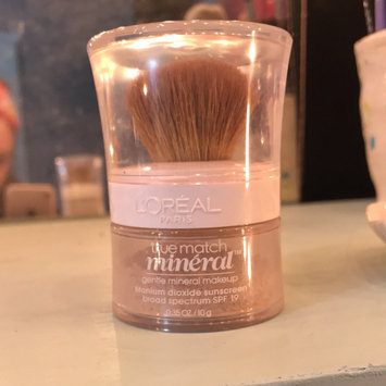 Photo of L'Oréal Paris True Match™ Mineral Foundation uploaded by haley p.