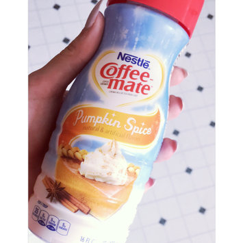 Coffee-mate® Liquid Pumpkin Spicee uploaded by Kansas B.