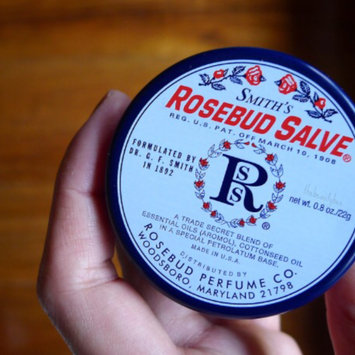 Rosebud Perfume Co. Smith's Mocha Rose Lip Balm uploaded by Priya M.