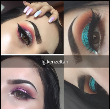Photo of BH Cosmetics Glitter Collection uploaded by Mackenzie B.