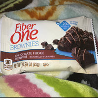 Fiber One 90 Calorie Chocolate Fudge Brownies uploaded by Lora G.
