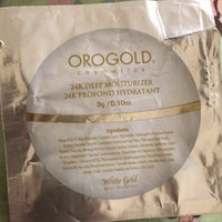 Oro Gold 24K Gold Deep Day Moisturizer Cream For All Skin Types, 2 fl oz uploaded by Melissa D.