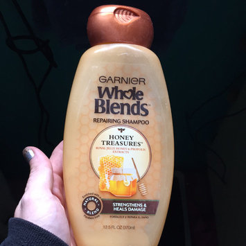 Garnier® Whole Blends™ Honey Treasures Repairing Shampoo uploaded by Anya R.