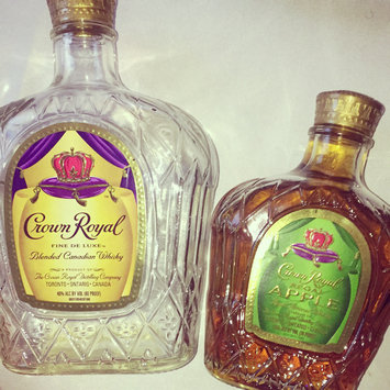 Photo of Crown Royal Canadian Whisky Regal Apple uploaded by Gina B.