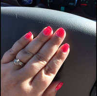 OPI GEL COLOR Nail Polish Lacquer - 2015 Summer Escapade Shades - GC A72 - Can't Hear Myself Pink, 0.5 Fluid Ounce uploaded by Cassandra C.