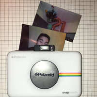 Poliroid Snap Touch Digital Instant camera - White (Polstw) uploaded by Nathaly A.