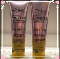 L'Oréal® Paris Hair Expertise™ EverPure Sulfate-Free Blonde Brass Banisher™ Conditioner 8.5 fl. oz. Tube uploaded by Samantha M.