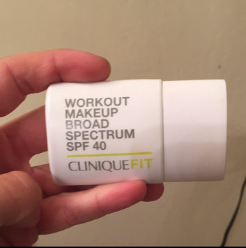 Photo of Clinique FIT™ Workout Makeup Broad Spectrum SPF 40 uploaded by Jaycie M.
