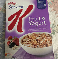 Kellogg's Special K Fruit & Yogurt Cereal uploaded by Rachel U.