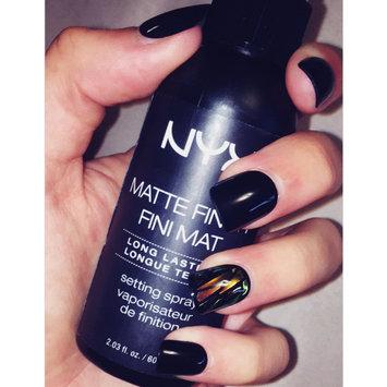 NYX Cosmetics Makeup Setting Spray - Matte Finish uploaded by Kansas B.