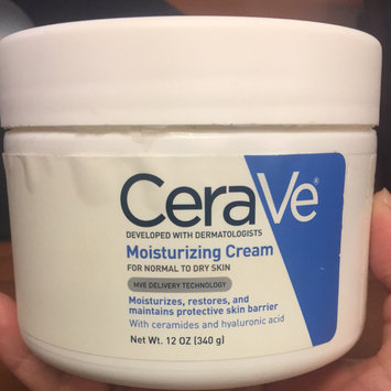 Photo of CeraVe Moisturizing Cream uploaded by Carmen V.