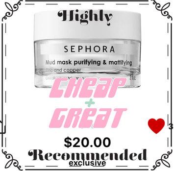 SEPHORA COLLECTION Mud Mask Purifying & Mattifying 2.03 oz uploaded by Kat J.