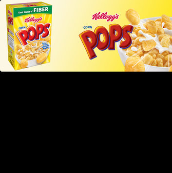 Photo of Kellogg's Corn Pops Cereal uploaded by Tammy D.