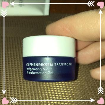 Photo of Ole Henriksen Invigorating Night Transformation(TM) Gel 1.7 oz/ 50 mL uploaded by Tammy M.
