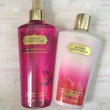 Photo of Victoria's Secret Fantasies Mango Temptation Body Mist 8.4 oz (New Look) uploaded by Maya L.