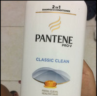 Pantene Classic Care Solutions 2-in-1 Shampoo & Conditioner uploaded by Tianny A.