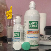OPTI-FREE® Express® Multi-Purpose Contact Lens Solution uploaded by Julissa Z.