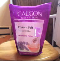 Calgon Epsom Salt, Lavender and Honey, 48 Ounce uploaded by Morgan C.
