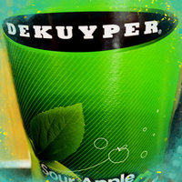 Dekuyper Pucker Sour Apple Schnapps uploaded by Teresa C.