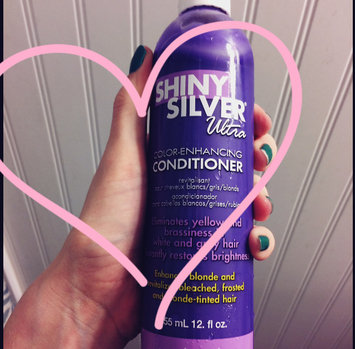 Photo of One 'N Only Shiny Silver Ultra Conditioner uploaded by Brittany B.