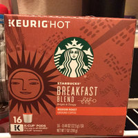 STARBUCKS® Breakfast Blend Bright & Tangy K-Cups® Pods uploaded by Emily-Paige M.