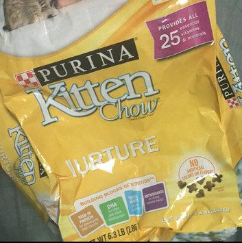 Photo of Purina Kitten Chow PurinaA Kitten ChowA Nurture Kitten Food uploaded by Victoria G.