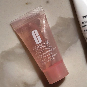 Photo of Clinique Moisture Surge™ Hydrating Supercharged Concentrate uploaded by JJ & Elle P.