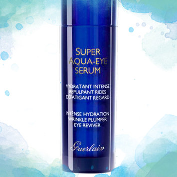 Photo of Guerlain Super Aqua Eye Serum Intense Hydration Wrinkle Serum Plumper for Unisex uploaded by Diana A.