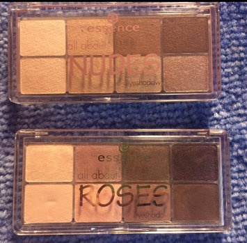 Essence All About Eyeshadow - Nudes - 0.34 oz, Multi-Colored uploaded by Soiyah Y.