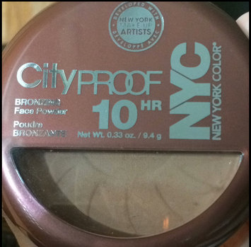 Photo of NYC Smooth Skin Bronzing Face Powder uploaded by Luz A.