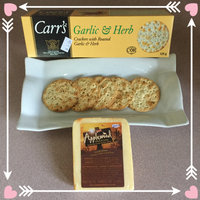 Carr's Table Water Crackers Roasted Garlic & Herbs uploaded by Christine M.