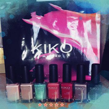 Kiko Milano Nail Lacquer uploaded by Emily S.