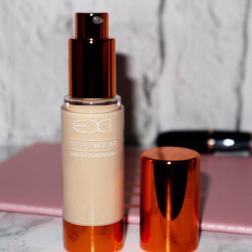 Photo of EX1 Cosmetics Invisiwear Liquid Foundation (30ml) (Various Shades) uploaded by Tiffany P.