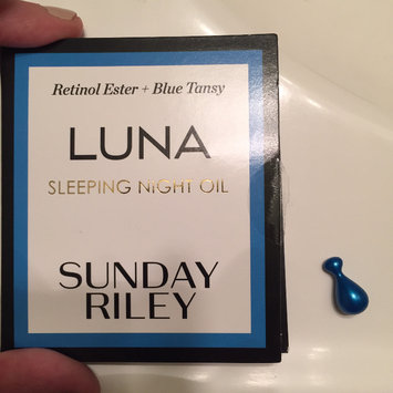 Sunday Riley Luna Sleeping Night Oil uploaded by Ivonne C.