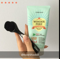 Etude House Wonder Pore Deep Foaming Cleanser uploaded by Brittany M.