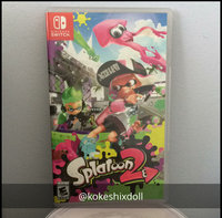 Splatoon 2 - Nintendo Switch uploaded by Brittany M.