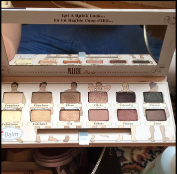 Photo of Thebalm the Balm Nude Dude Palette uploaded by Juliana M.